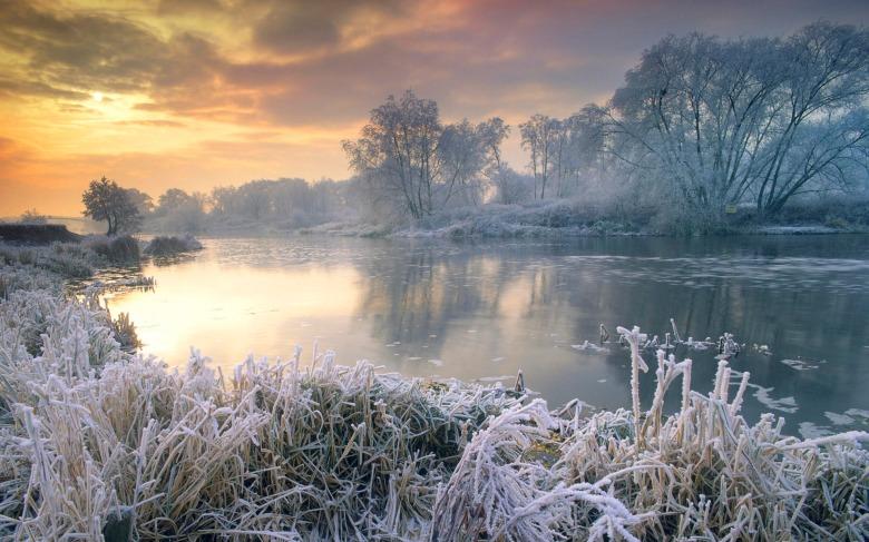 (22) Најубавите снежни десктоп позадини за зимско освежување