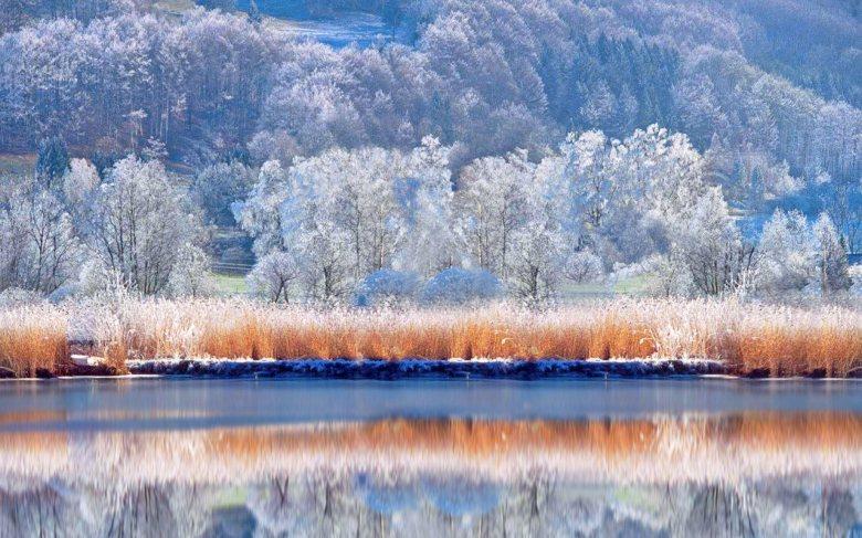 (25) Најубавите снежни десктоп позадини за зимско освежување