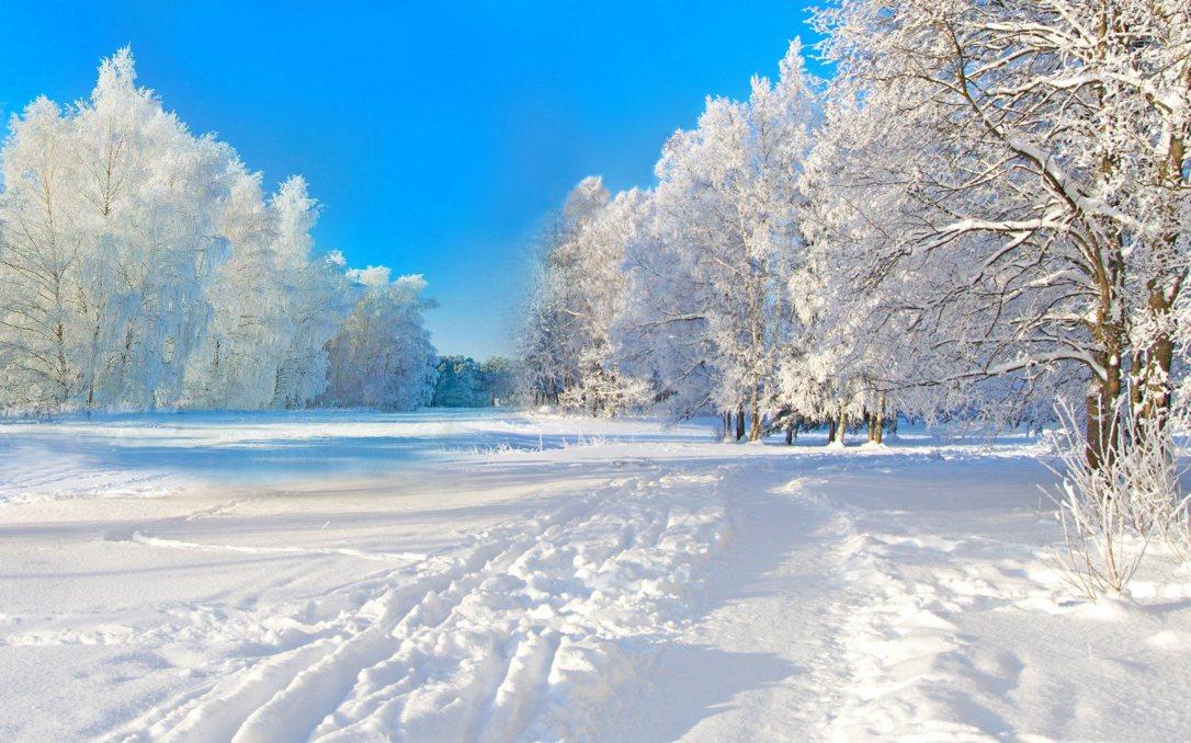 (26) Најубавите снежни десктоп позадини за зимско освежување