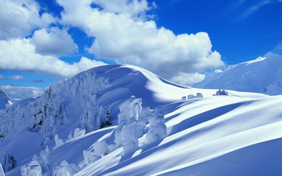 (27) Најубавите снежни десктоп позадини за зимско освежување