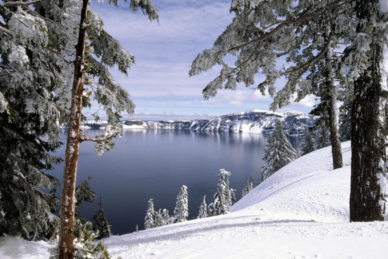 (28) Најубавите снежни десктоп позадини за зимско освежување