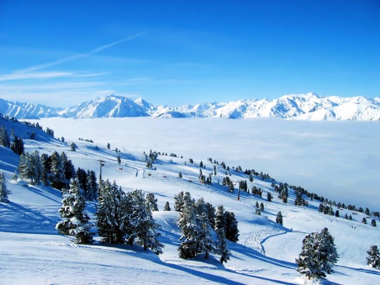 (3) Најубавите снежни десктоп позадини за зимско освежување