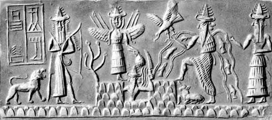 (3) Потеклото на човекот според античките текстови на Сумерите