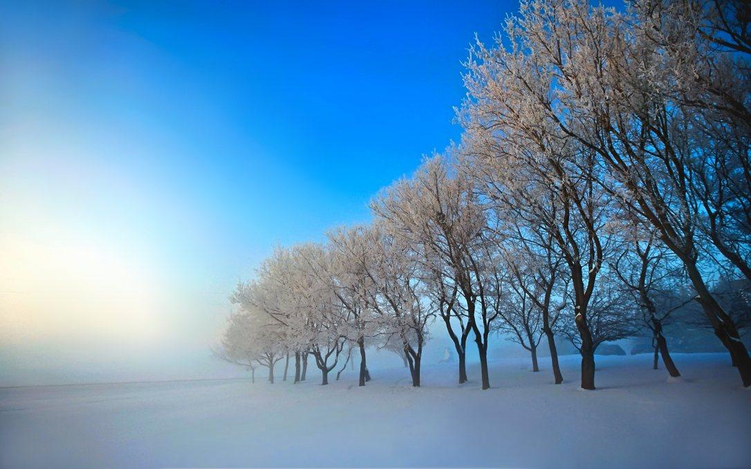 (31) Најубавите снежни десктоп позадини за зимско освежување