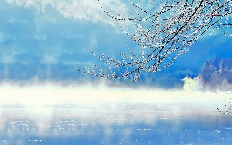 (36) Најубавите снежни десктоп позадини за зимско освежување