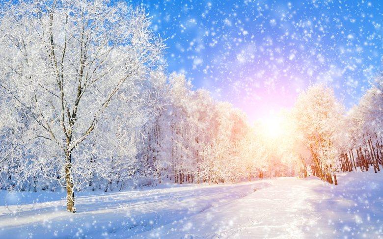 (37) Најубавите снежни десктоп позадини за зимско освежување