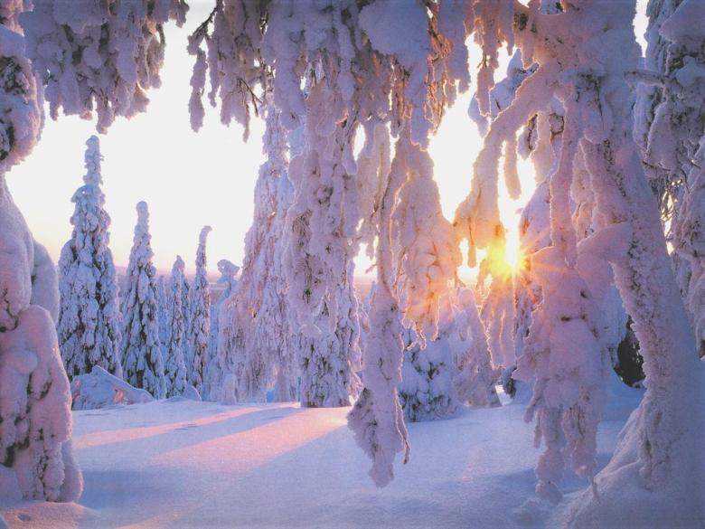 (4) Најубавите снежни десктоп позадини за зимско освежување