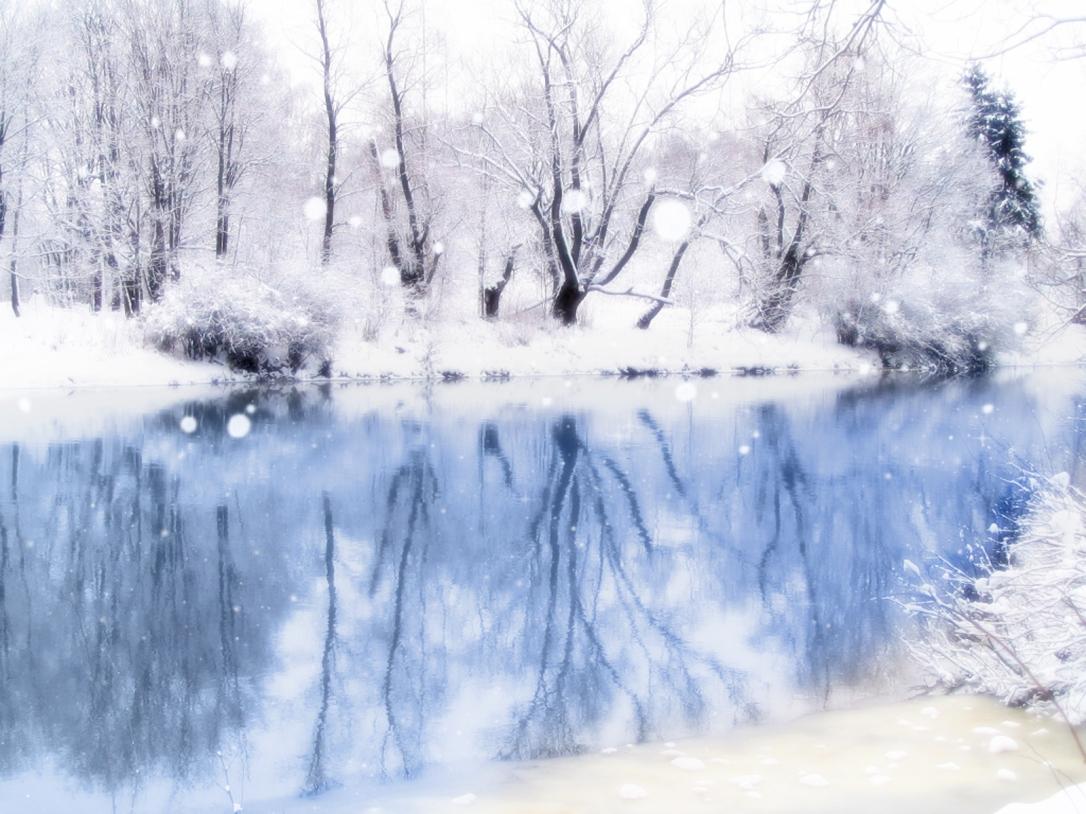 (6) Најубавите снежни десктоп позадини за зимско освежување