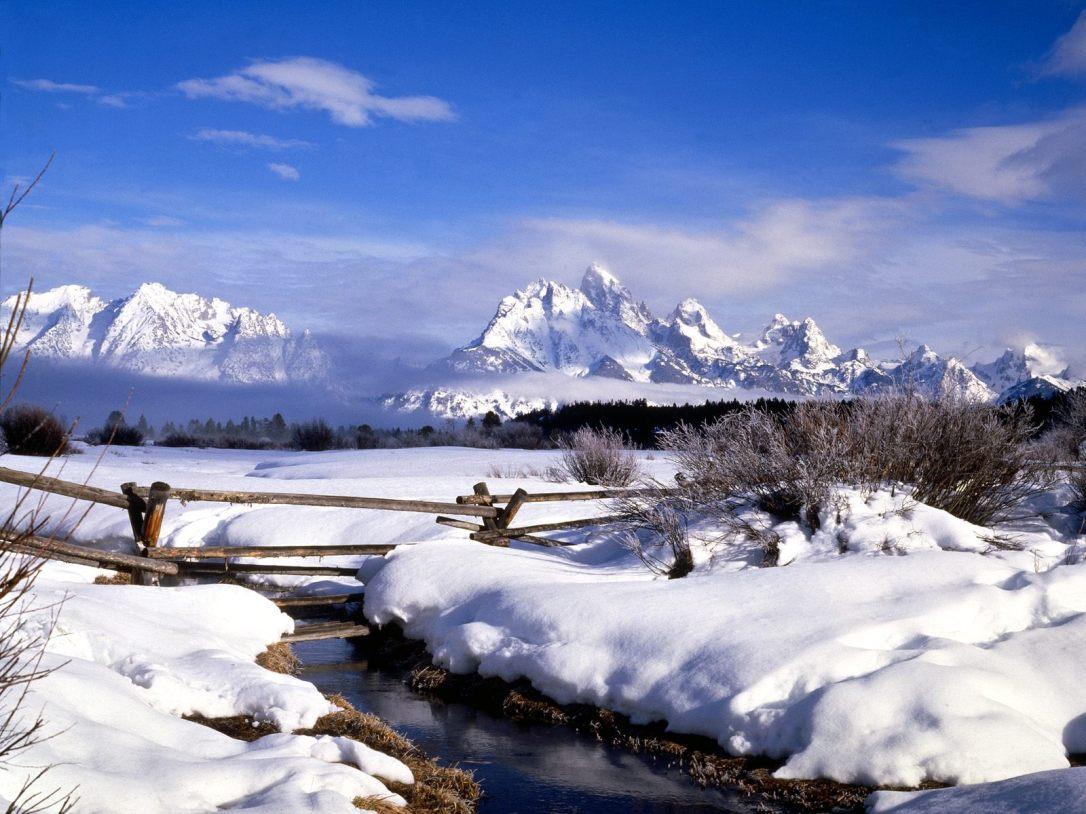 (7) Најубавите снежни десктоп позадини за зимско освежување