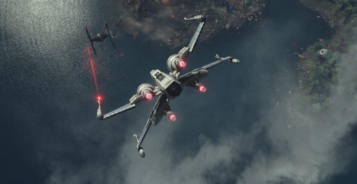 Дали деветтата епизода од Star Wars ќе биде навистина снимана во вселената?
