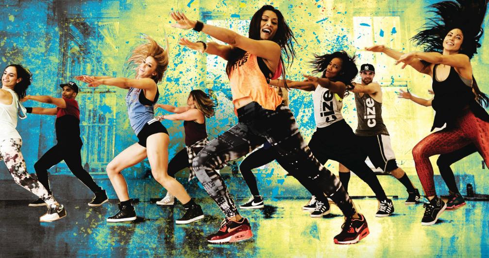 (1) Нова фитнес танц рутина за која ќе сакате да чуете