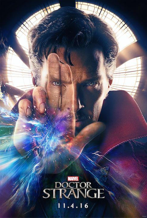 (1) #Doctor Strange - Оваа есен Марвел ќе ни донесе магија на филмското платно