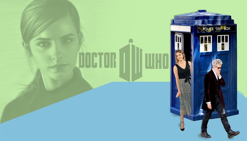 Ема Вотсон во улога на новиот #DoctorWho? Да, благодарам!