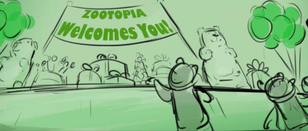 (1) Избришана сцена од анимираниот филм #Zootopia ги скрши срцата на многумина ширум светот
