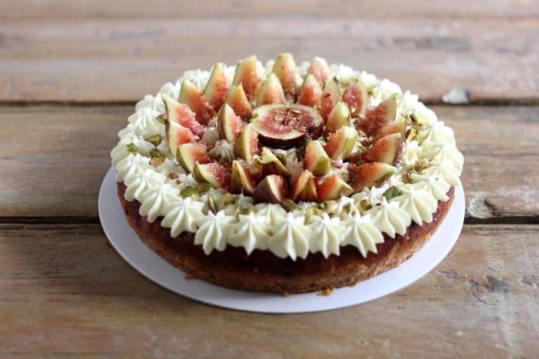 (1) Персиска љубов: Безглутенска торта од бајките