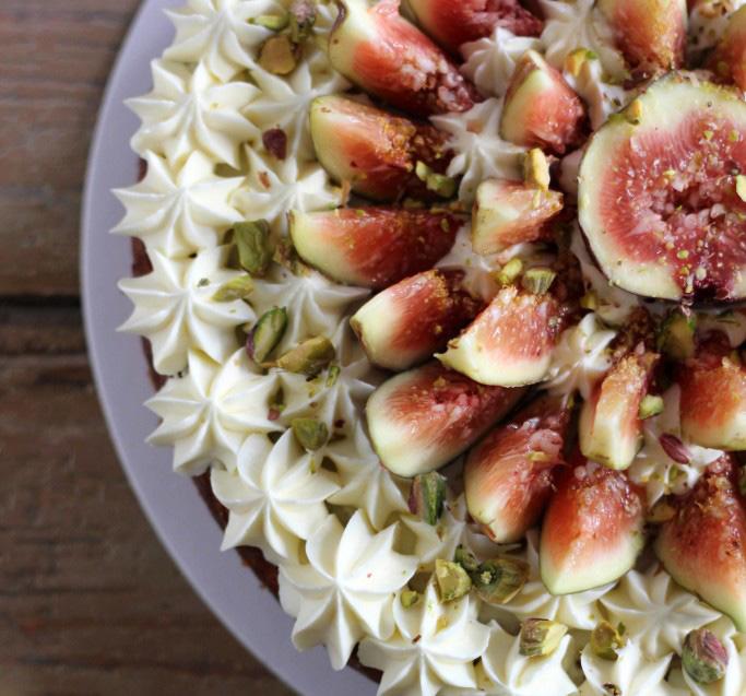 (2) Персиска љубов: Безглутенска торта од бајките