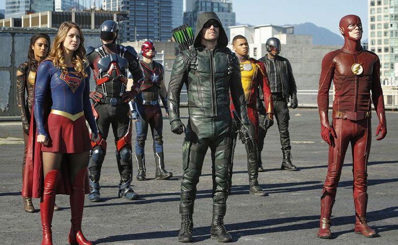 Започнува најголемиот crossover во телевизиската адаптација на суперхероите од DC Universe!