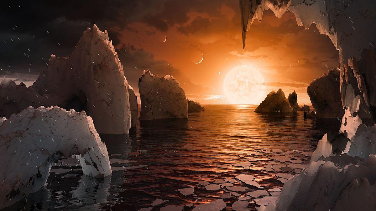 Научници од НАСА пронашле скриено богатство со планети погодни за живот околу блиска ѕвезда