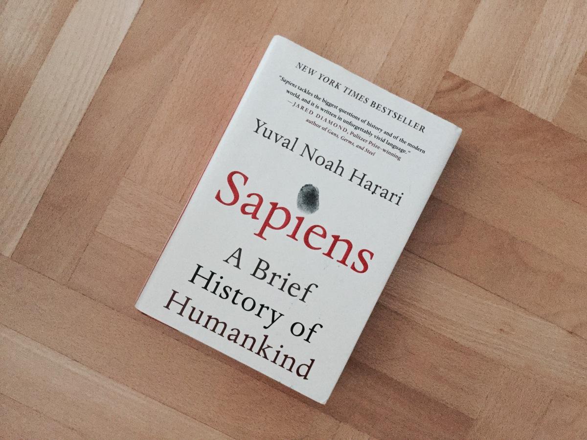 Книга на викендот #3: Sapiens: A Brief History of Humankind - Yuval Noah Harari