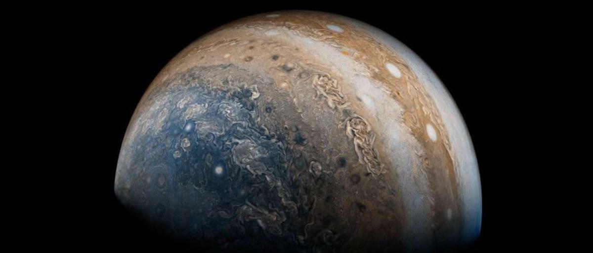 Јупитер каков што не сте го виделе досега!
