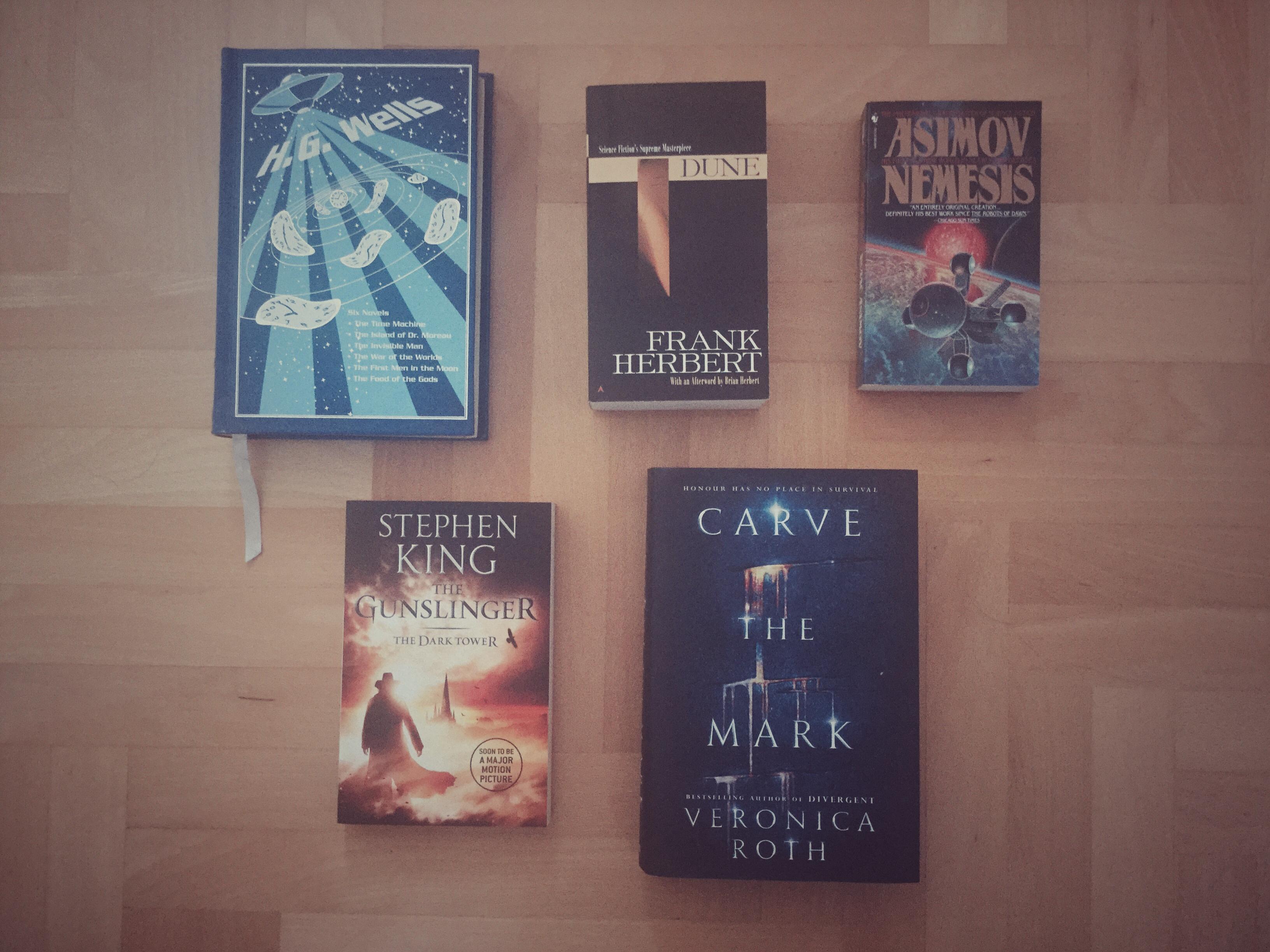 Сезона на научна фантастика и фантазија: 4 класици и 1 сосема нова приказна