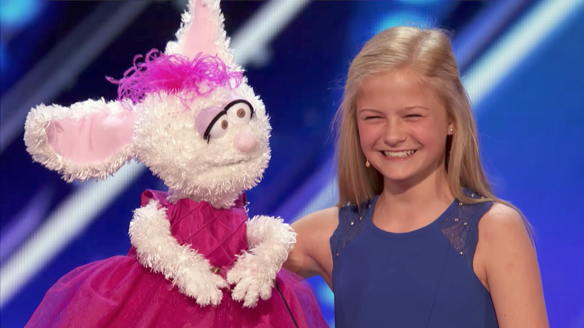 Запознајте ја Дарси Лин, новата победничка на America's Got Talent