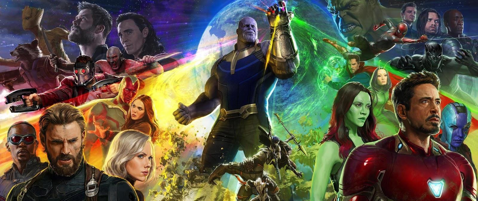 Погледнете го првиот официјален трејлер за Avengers: Infinity War!