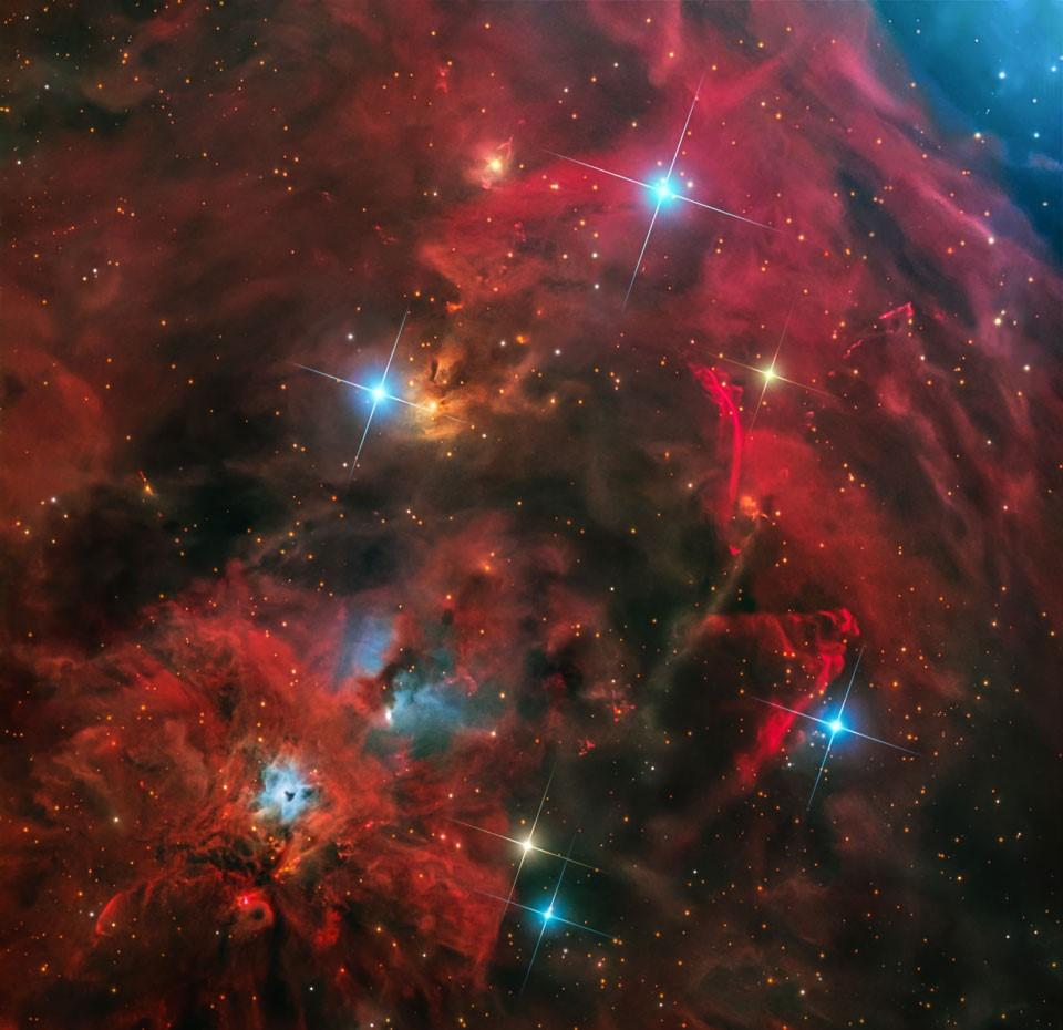 #АстроФотоНаДенот – Бурен почеток на нови ѕвезди