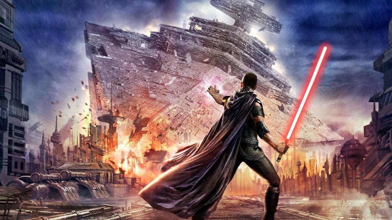 Дали ЕА навистина развива Star Wars видео игра со отворен свет?